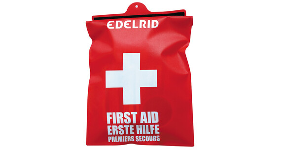 Edelrid First Aid Kit red